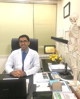 دکتر بهداد اسکندری ثانی - متخصص ارتوپدی و جراحی استخوان و مفاصل