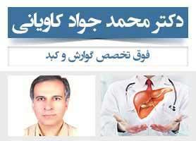 دکتر محمد جواد کاویانی - فوق تخصص گوارش و کبد