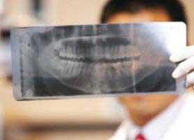 مرکز رادیولوژی دهان، فک، صورت دکتر شهیدی