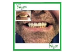 کلینیک دندانپزشکی آرسته