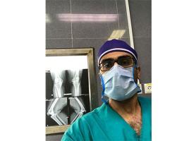 دکتر بهداد اسکندری ثانی - فوق تخصص ارتوپدی و جراحی استخوان و مفاصل