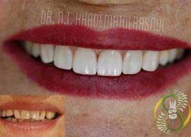 مطب دندانپزشکی دکتر خادمه الرسول