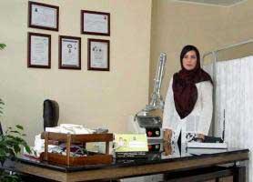 دکتر سمیرامیس هوشیار - جراح و متخصص زنان و زایمان ، نازایی