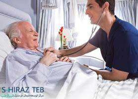 خدمات پزشکی و پرستاری در منزل شیراز طب