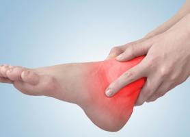 درد مچ پا نشانه چیست؟