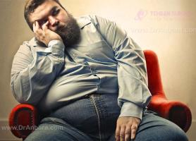 اختلال در کاهش وزن با وجود مشکلات روحی