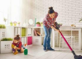 رفع مشکلات پوستی و حساسیت ها بعد از خانه تکانی