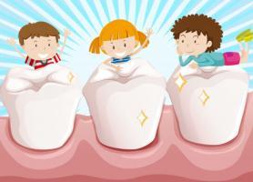 ترمیم دندان های شیری زمان روش و مراقبت