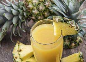 آب آناناس و فواید آن برای بدن