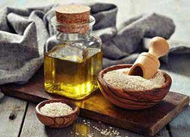 خواص روغن کنجد :۳۵ فایده روغن کنجد برای مو ، پوست و سلامتی