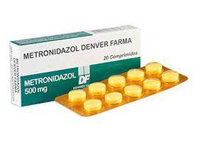 قرص مترونیدازول ؛ عوارض جانبی ژل موضعی مترونیدازول