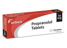 قرص پروپرانولول ، موارد مصرف و عوارض جانبی آن