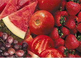 میوه های قرمز ، جذاب های پرخاصیت