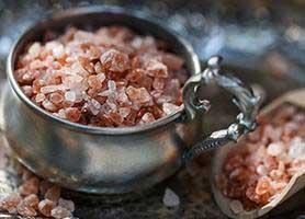 خواص نمک هیمالیا و موارد استفاده آن