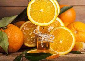 خواص روغن پرتقال برای سلامتی و زیبایی