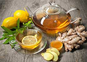 چای مناسب برای گلودرد