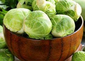 کلم قمری ; خواص و ارزش غذایی