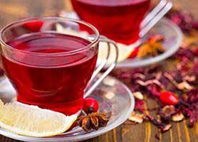 چای گل بامیه (گل ختمی) و خواص آن برای سلامتی