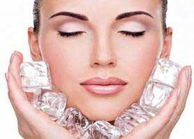 کرایوتراپی ؛ درمان بیماری های پوستی با حمام یخ