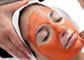 ماسک خرمالو ، میوه پاییزی برای زیبایی پوست