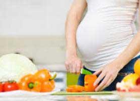راهنمایی جهت تغذیه سالم در دوران بارداری