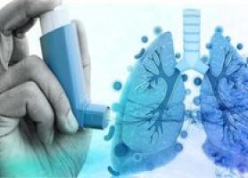 فواید اسپری آسم برای بیماران کرونا