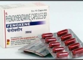 موارد مصرف داروی فنوکسی بنزوامین