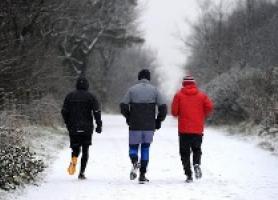 مراقبت های لازم برای فعالیت ورزشی در هوای سرد