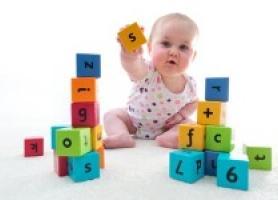 چگونگی رابطه برقرار کردن نوزادان