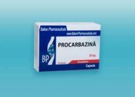 موارد مصرف داروی پروکاربازین