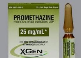 موارد مصرف داروی پرومتازین