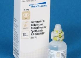 موارد مصرف داروی پلی میکسین
