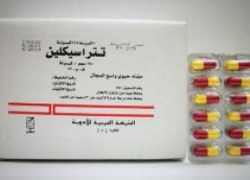 موارد مصرف داروی تتراسایکیلین