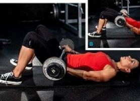 تقویت ماهیچه های سرینی یا عضلات باسن