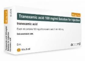 موارد مصرف داروی ترانگزامیک اسید