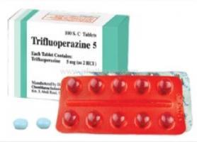 موارد مصرف داروی تری فلوپرازین