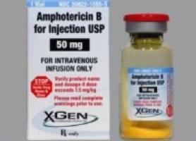 موارد مصرف داروی آمفوتریسین