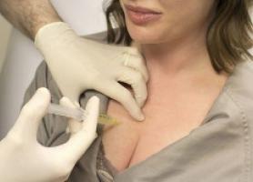 لیفتینگ سینه بدون عمل جراحی