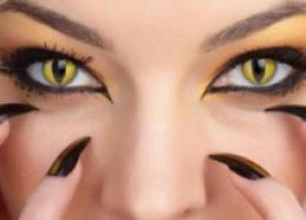 جراحی چشم گربه ای یا کانتوپلاستی