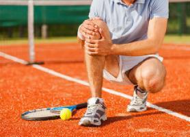 آسیب های ورزشی شایع