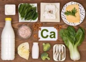پیشگیری از پوکی استخوان با برنامه غذایی سرشار از کلسیم