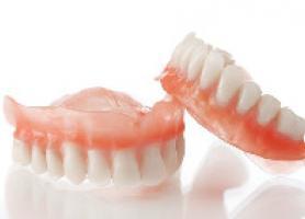 انواع دندان مصنوعی استفاده مراقبت و تمیز کردن آن