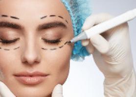 انواع روش های لیفت پلک و ابرو بدون جراحی