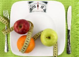 رژیم کاهش وزن برای بیماران تیروئید