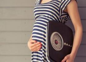 دلایل مهم اضافه وزن مادر در دوران بارداری