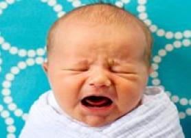نکاتی در خصوص رفع گریه شیرخواران