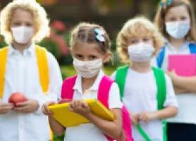 میزان آلودگی به ویروس کرونا در مهد کودک ها