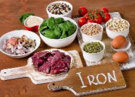 علائم کمبود آهن در بدن را بشناسید
