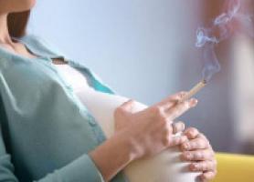 خطر سیگار مادر برای مغز جنین
