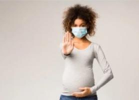 خطر بیماری کرونا در زنان باردار و شیرده